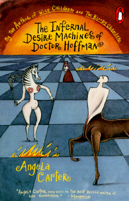 The Infernal Desire Machines of Doctor Hoffman By Carter, Angela